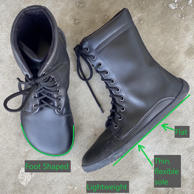 Jaya Combat Boots